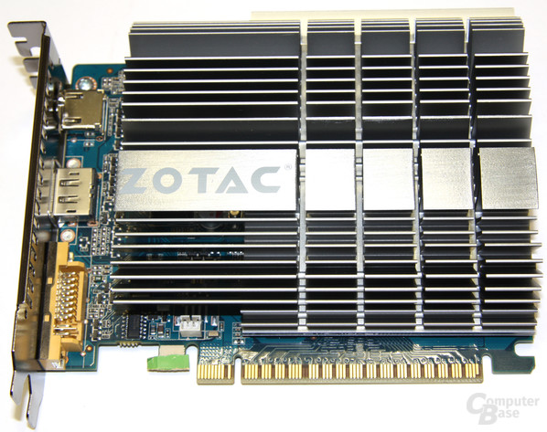 Zotac GeForce GT 430 Zone Edition