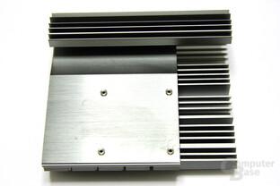 GeForce GT 430 Zone Edition Kühlerrückseite