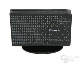 Shuttle XS 3510MA – Seitenansicht links