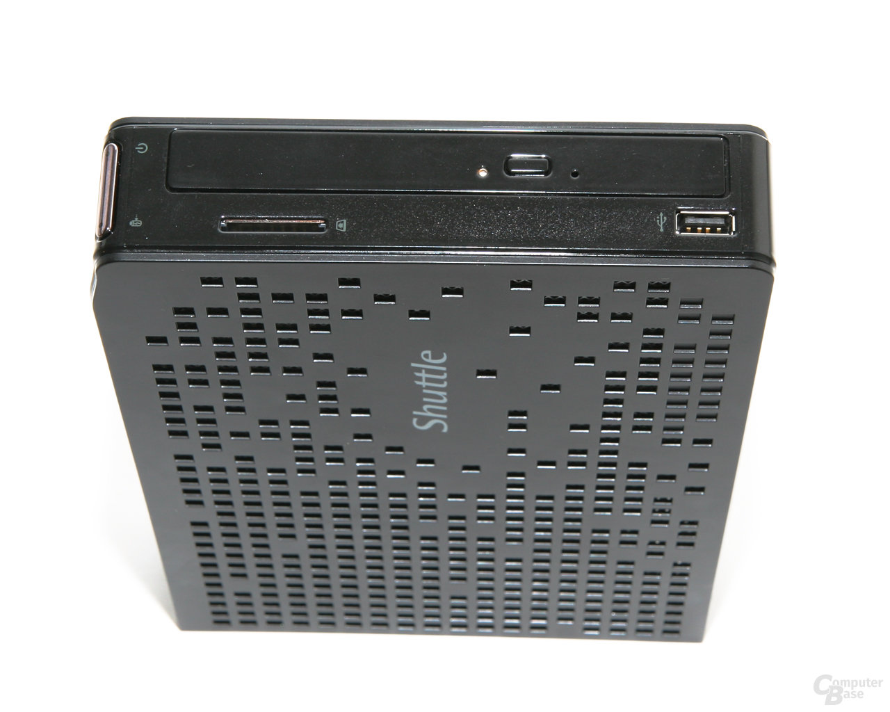 Shuttle XS 3510MA – Front