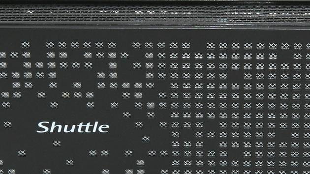 Shuttle XS 3510MA im Test: Lüfterloser Media-PC mit Nvidia ION und Intel Atom
