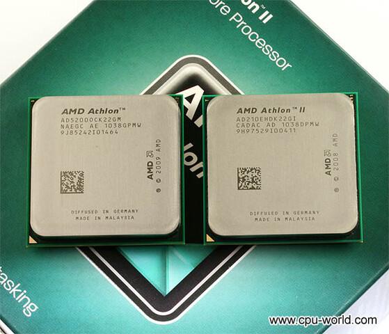 AMD Athlon X2 5200