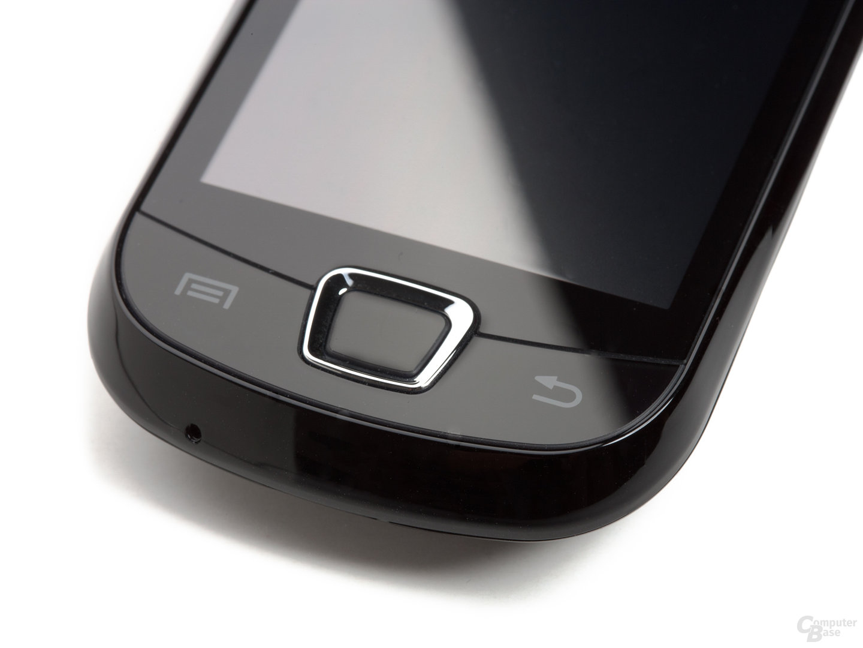 Galaxy 3 – Knopfreihe