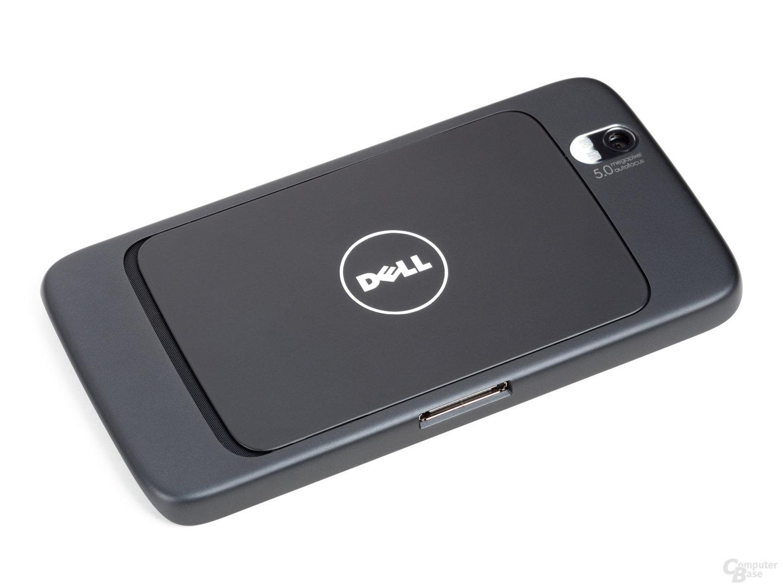 Dell Streak von hinten