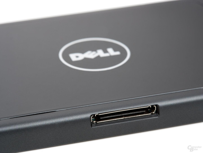 Dell Streak von hinten (Zoom)