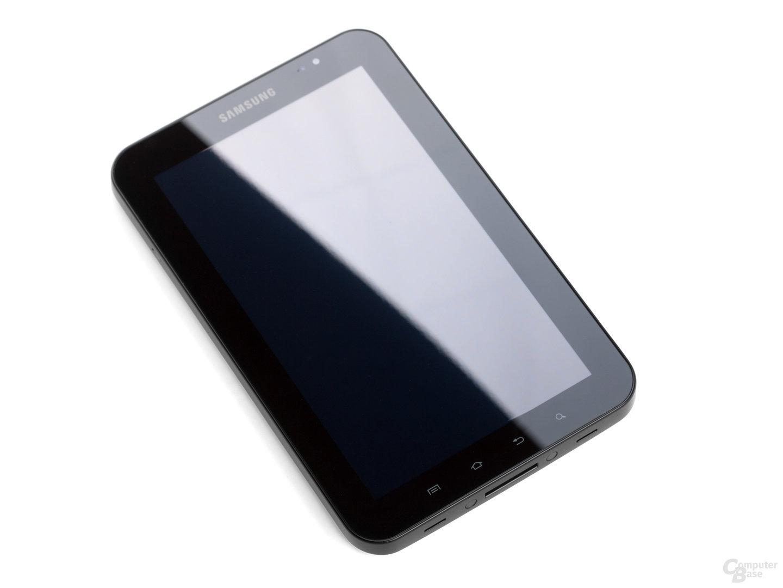 Samsung setzt auf schlichtes Design und den Kunststoff-Look