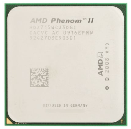 AMD Phenom II X3 715 Black Edition