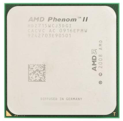 AMD Phenom II X3 715 Black Edition
