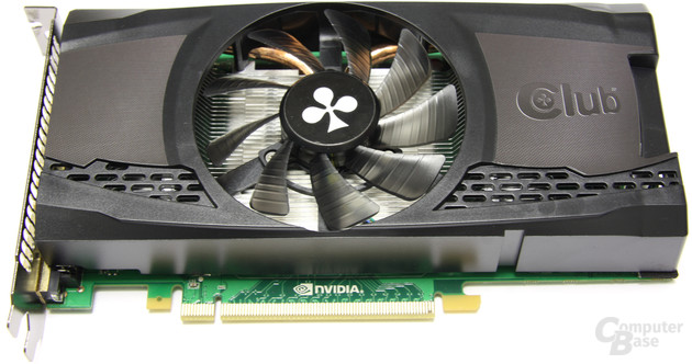 Club3D GeForce GTX 460 OC