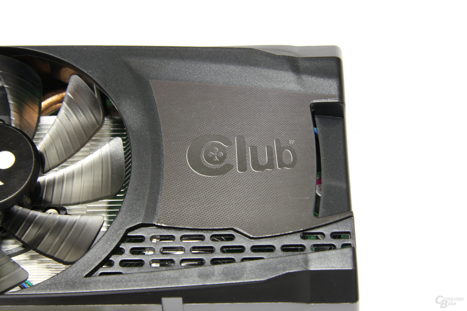 GeForce GTX 460 OC Logo