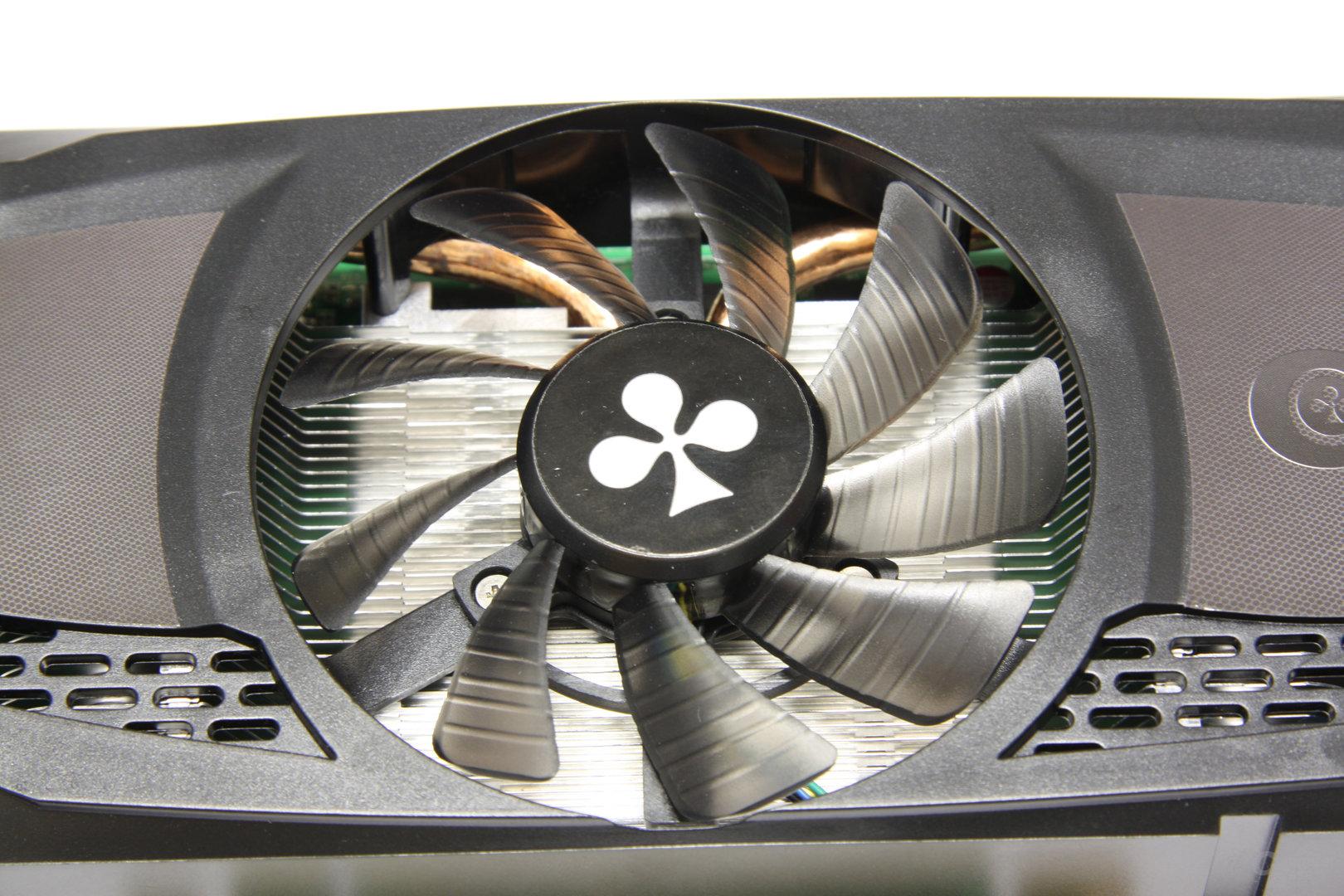 GeForce GTX 460 OC Lüfter