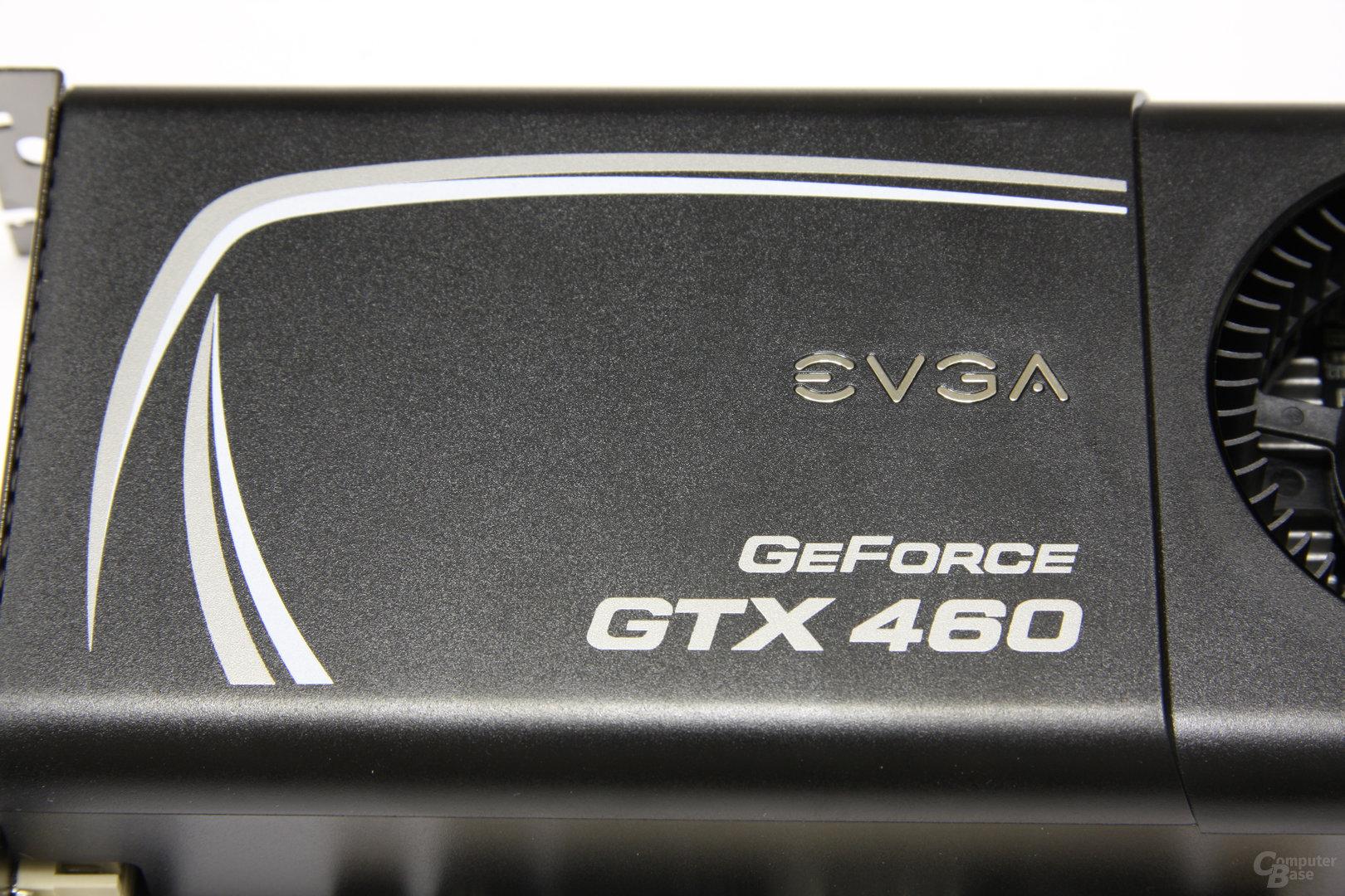 GeForce GTX 460 SC EE Logo