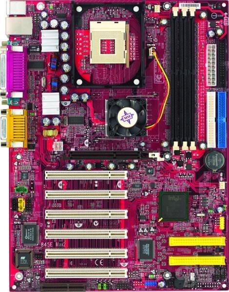 MSI 845E Max2-BLR