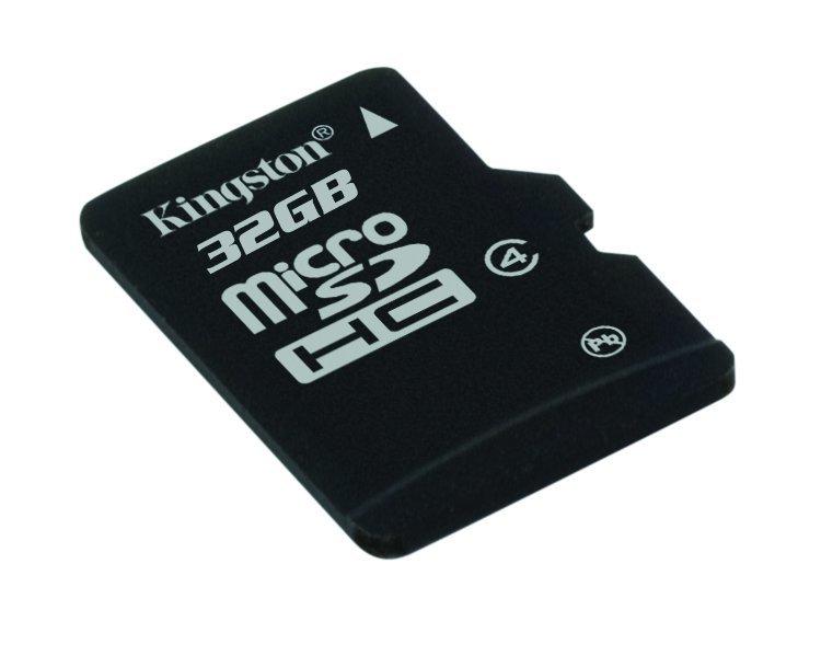 Kingston microSDHC Class 4 32 GB