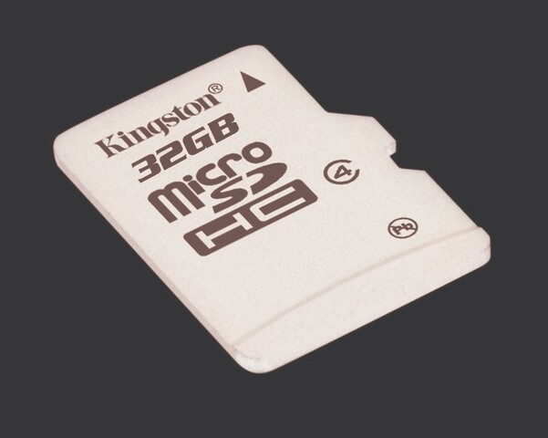 Kingston microSDHC Class 4 32 GB