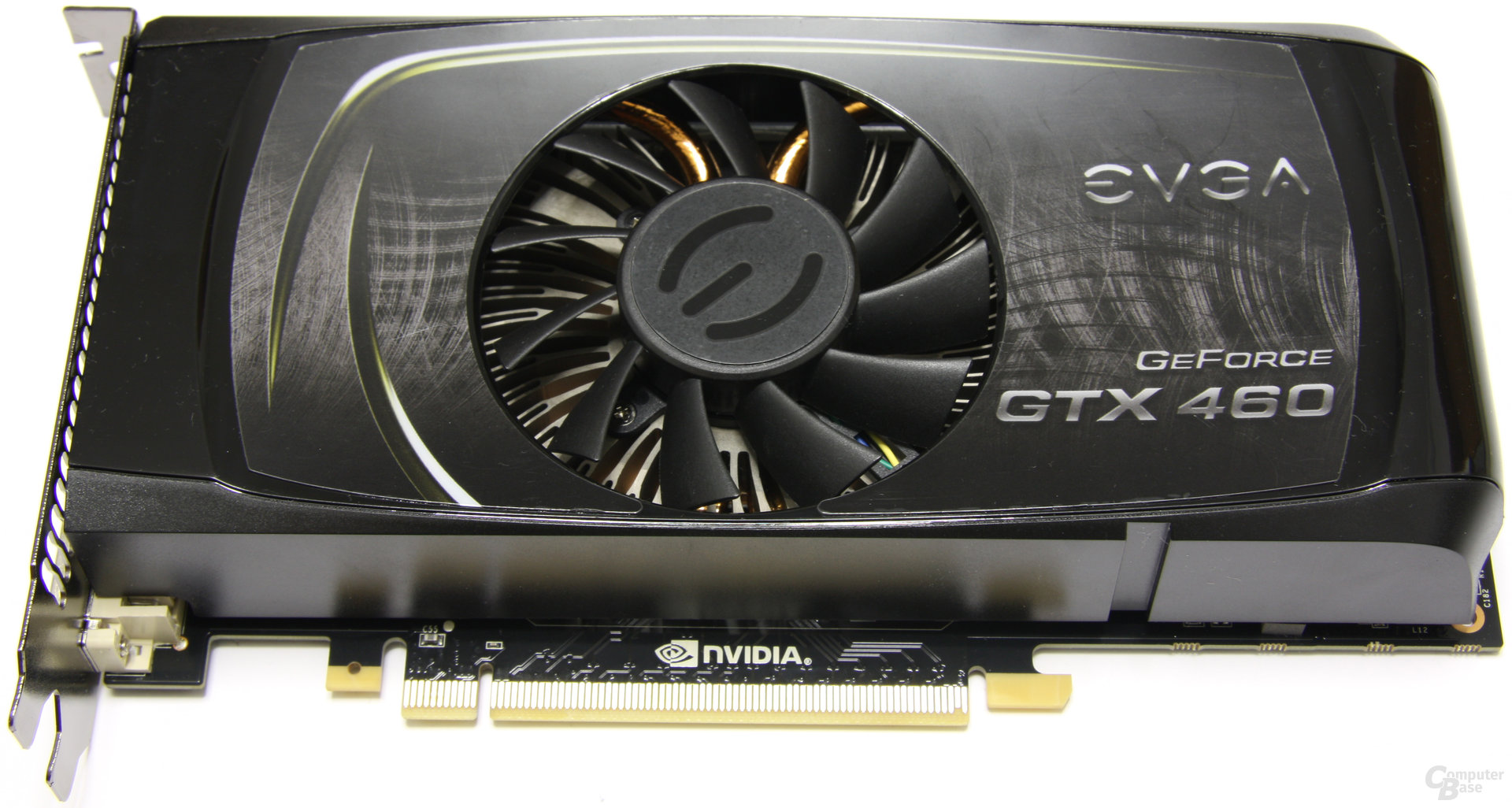 EVGA GeForce GTX 460 FTW