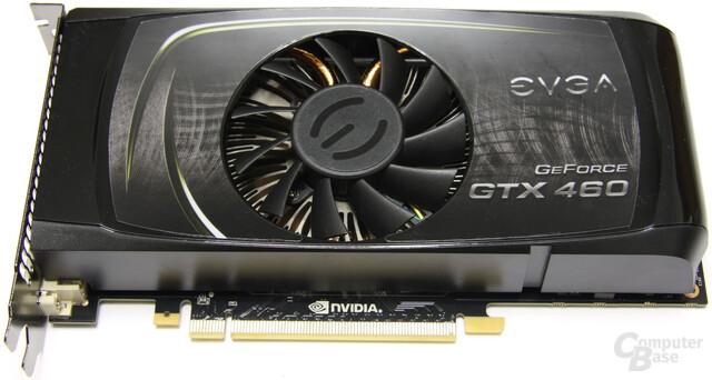 EVGA GeForce GTX 460 FTW