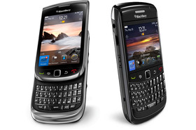 BlackBerry Bold 9780 & BlackBerry Torch 9800