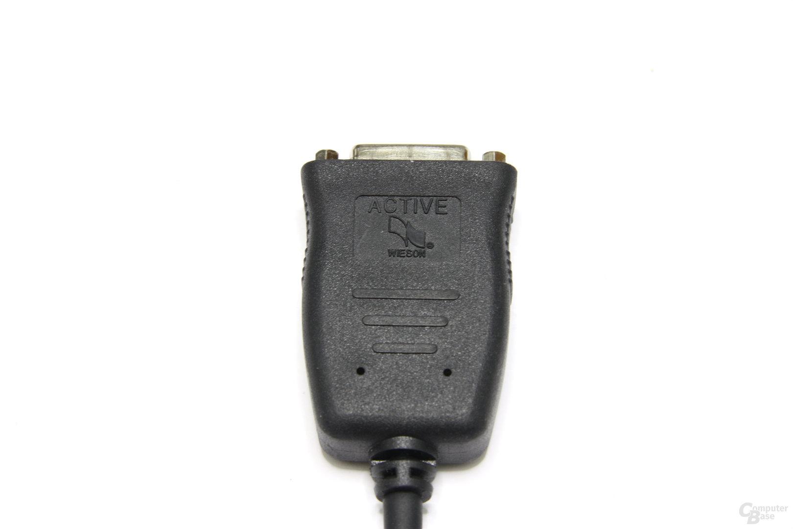 Aktiver DisplayPort-Adapter