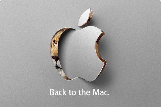 Einladung zum Apple-Event