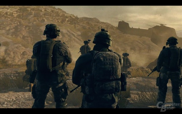 MoH – OEF in den Bergen Afghanistans