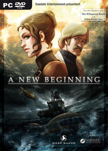 """A New Beginning"" Packshot"