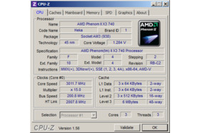 AMD Phenom II X3 740