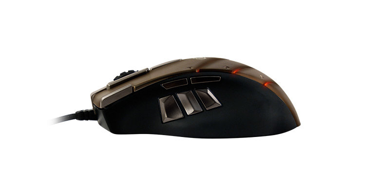 SteelSeries World of Warcraft: Cataclysm MMO Gaming Maus