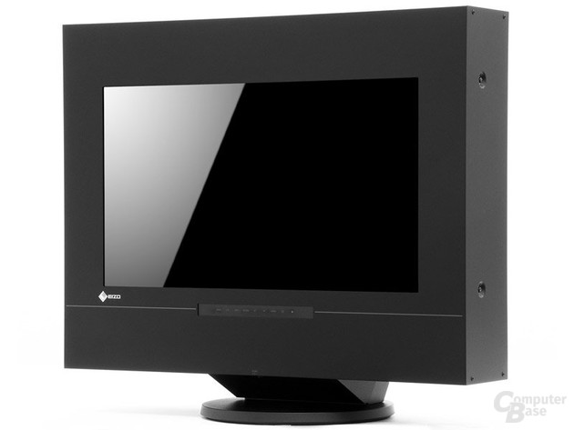 Eizo DuraVision FDF2301-3D für den Einsatz ohne Brille. Erschwinglich (und hübsch) geht aber mit diesem Modell noch nicht.