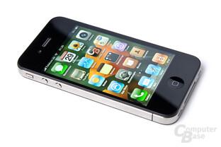 Gehört zu den besten Smartphones 2010: das iPhone 4 von Apple