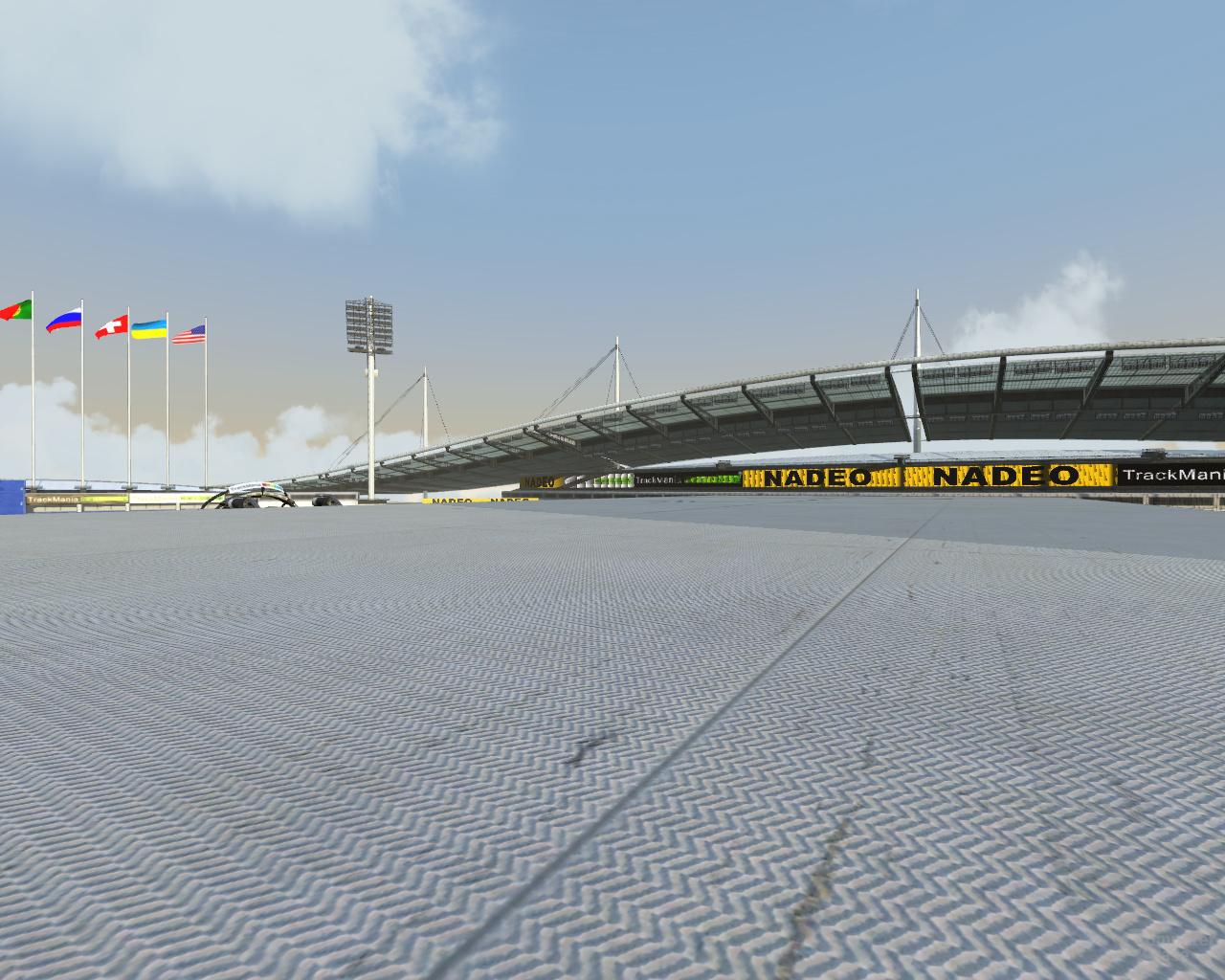 ATi RV940 Trackmania - 16xHQAF