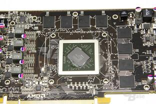 Radeon HD 6870 GPU und Speicher