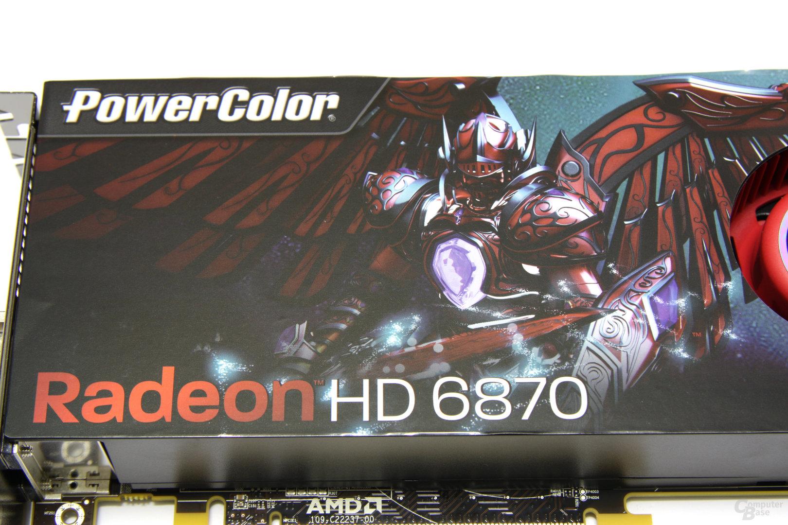 Radeon HD 6870 Logo