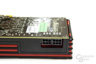 Radeon HD 6870 Stromanschlüsse