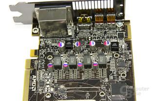 Radeon HD 6870 Stromversorgung