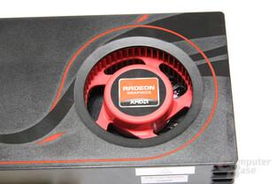 Radeon HD 6850 Lüfter