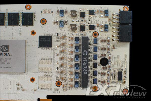 Galaxy GTX460 mit digitaler Spannungsversorgung