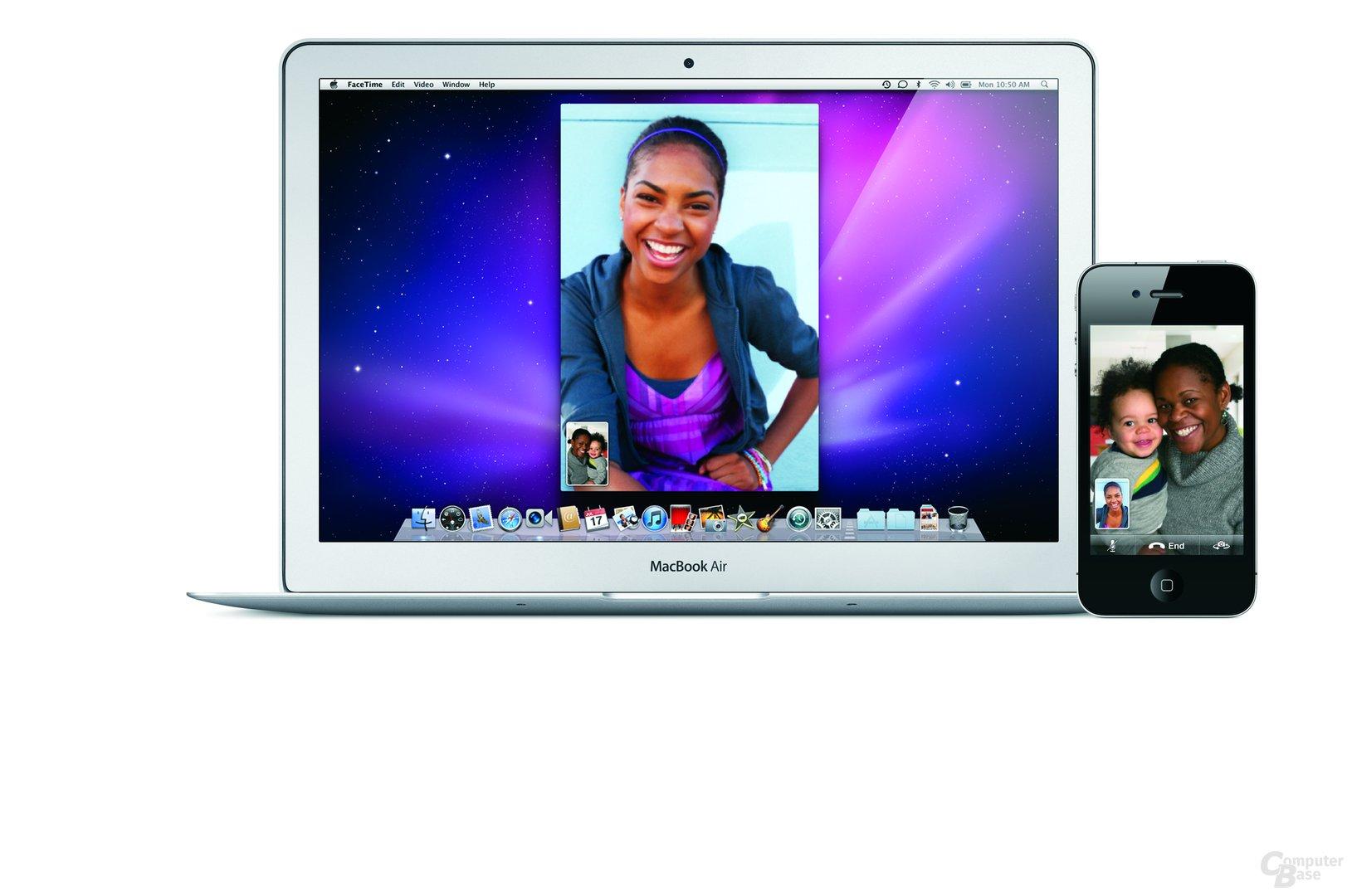 FaceTime für Mac