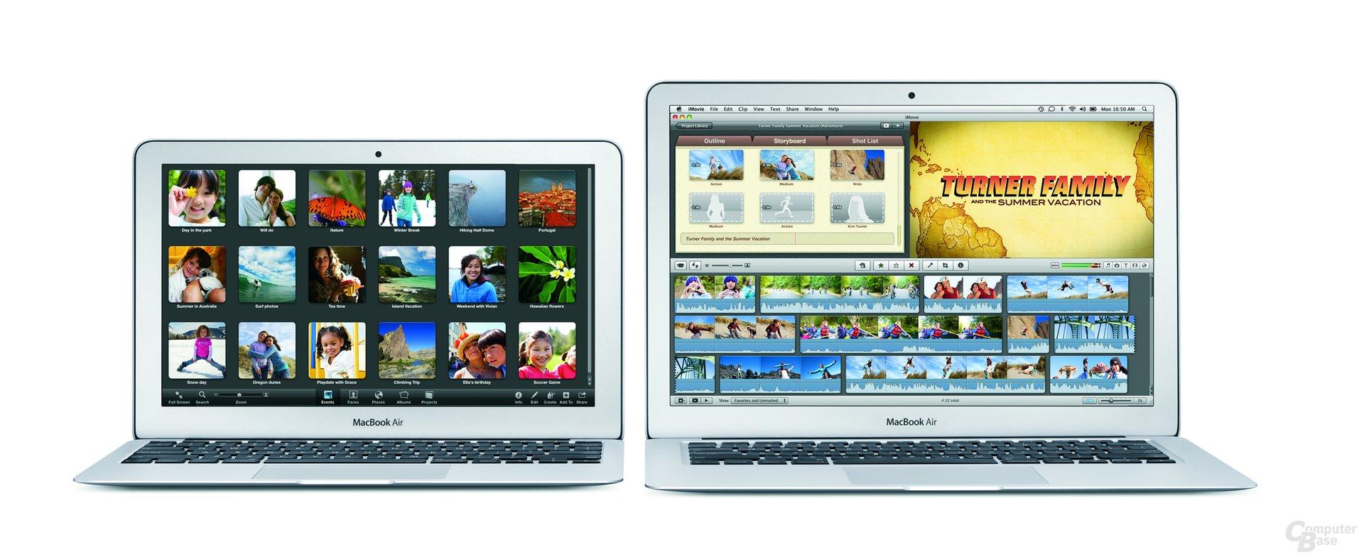 MacBook-Air-Familie