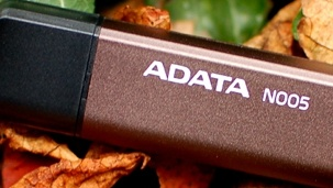 A-Data Nobility N005 im Test: USB-3.0-Stick mit 16 GB für wenig Geld