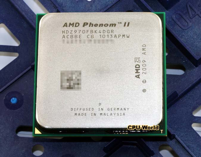 AMD Phenom II X4 970 im E0-Stepping