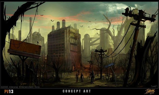 Fallout Online (Artwork)