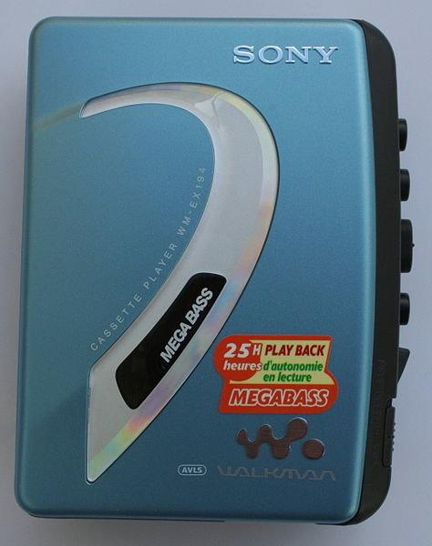 Sony WM-EX194 (2010)