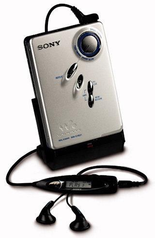 Sony WM-EX631