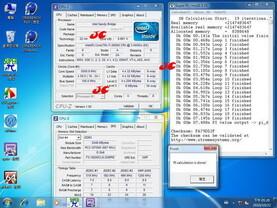 Intel Core i7-2600K bei 5 GHz