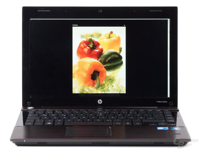 HP ProBook 5320m: Testbild