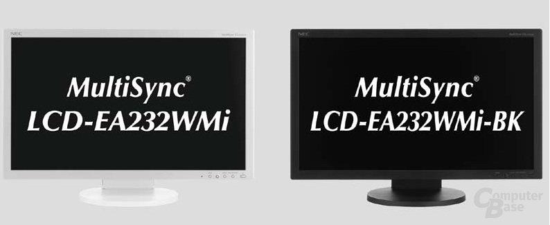 NEC MultiSync EA232WMi/MultiSync EA232WMi-BK