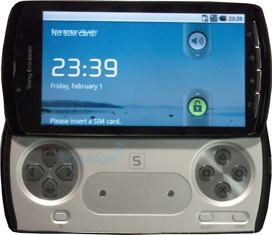 PlayStation-Phone (Prototyp)