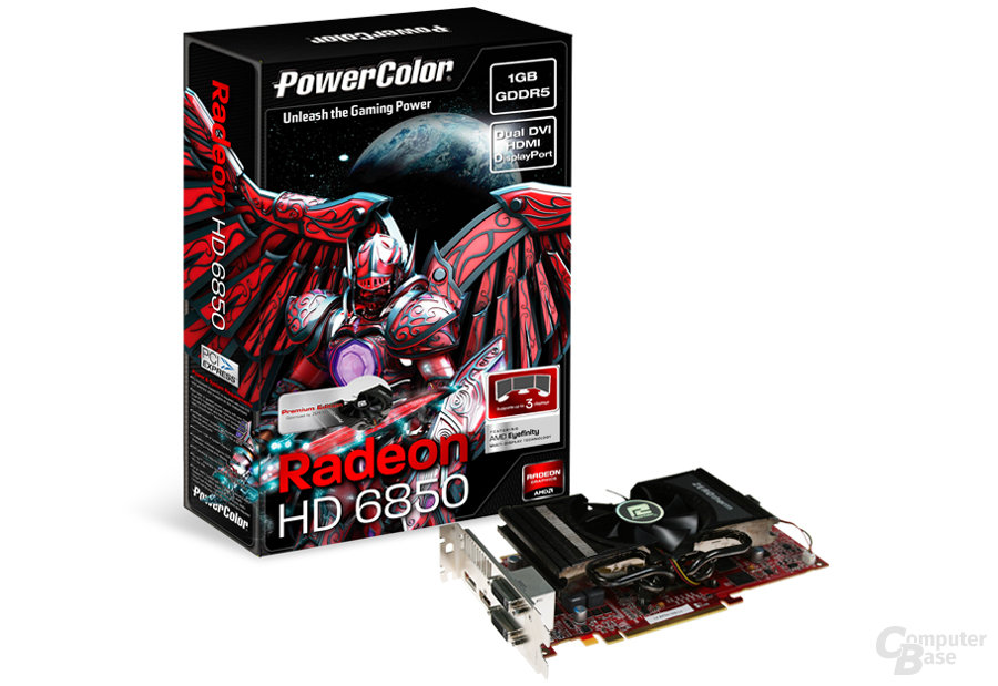 PowerColor Radeon HD 6850 Premium Edition