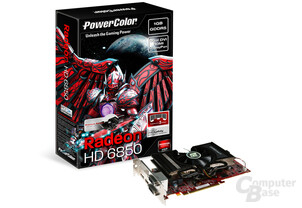 PowerColor Radeon HD 6850 Premium Edition